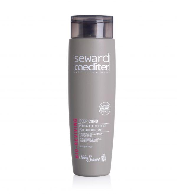 MEDITER BIO-REVIVING DEEP COND kuracja do włosów farbowanych 250 ml filozofiawlosa