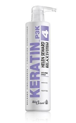 Balsam Finalizujący po prostowaniu keratynowym KERATIN_P3K/4 Helen Seward 500ml